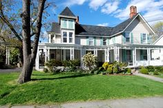 Classic Queen Anne Victorian on 24 First Ave in Nyack, NY