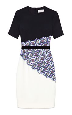 Hanneli Dress by Peter Pilotto for Preorder on Moda Operandi