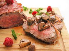 Flatbread – i 2 spændende udgaver – Grill venner Danish Food, Beef Steak, Side Dishes, Spicy, Grilling, Bacon, Food And Drink, Menu, Snacks