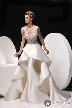 Свадебные платья Simone Carvalli весна-лето 2016