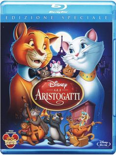 Gli Aristogatti: Amazon.it: Wolfgang Reitherman: Film e TV