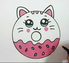 How To Draw A Coffee Cute Easy Step By Step Drawing Lessons For Kids