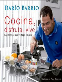 Cocina, disfruta, vive