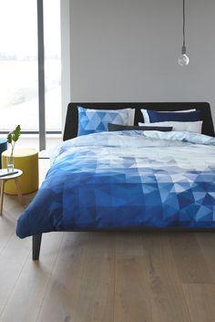 Fragment Blue   Bettwäschekollektion Herbst 2015 #aupingde #bett #bed  #bettwäsche #bedlinen