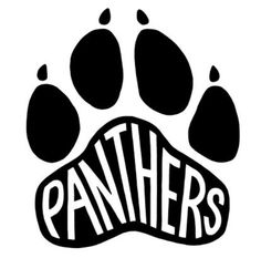panther paw print clip art clipart best clipart best locker rh pinterest com Riverside Panthers Riverside Panthers
