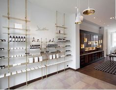 The Delbove Flagship Boutique is a Sprawling Upscale Boutique #pharmacy trendhunter.com