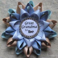 Great Grandma Pin Grandma Gift Baby Shower Gift New...