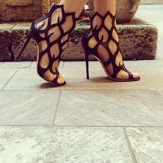 Gianvito Rossi. Very cool!