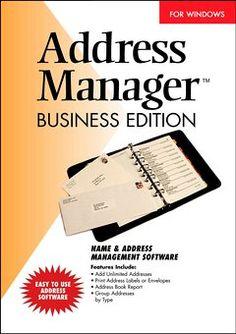 StatTrak Address Manager Business Edition