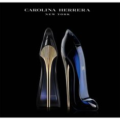 Carolina Herrera Good Girl Eau De Parfum Spray for Women Carolina Herrera Perfume Good Girl, Good Girl Perfume, Perfume Display, Hermes Perfume, Parfum Spray, Beauty Room, Pumps, Heels, Cool Girl