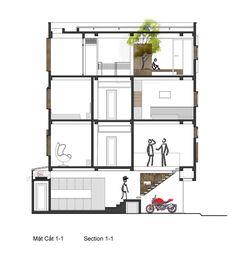Gallery of QT House / Landmak Architecture - 29