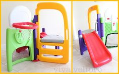 Little Tikes Fold Away Climber Review and Giveaway!