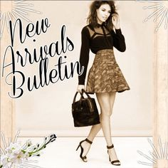 NEW ARRIVALS!!! Like this listing to Bookmark my page and to be notified of New Arrivals. When you see a price drop notification, that means I have new arrivals! Thanks loves!!! ValMarie Boutique Accessories