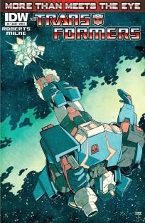 Transformers - More Than Meets the Eye #2 Nick Roche cover b ---> shipping is $0.01!!!