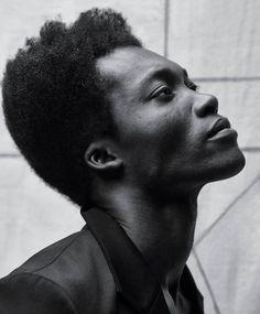 Benjamin Clementine para T Magazine Men's Fashion Spring 2016
