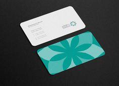 100 modelos de cartão de visita para se inspirar | Carvalho Print Office