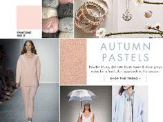 Autumn Pastels Mobile