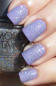 The PolishAholic: Morgan Taylor Swatches