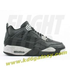 free shipping 2264e 7a43e Air Jordan 4 retro black black cool grey