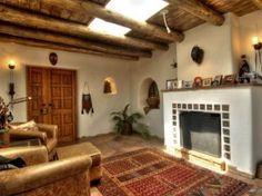 New Listing! Superb Pueblo Revival! | Santa Fe Real Estate ...