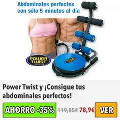 Power Twist. #ofertas #descuentos #dameofertas