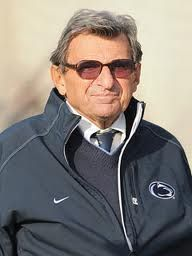 """Top 5 Joe Paterno Quotes!!  2.  """"Besides pride, loyalty, discipline, heart, and mind, confidence is the key to all the locks."""""""