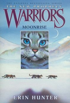 Start reading Warriors: The New Prophecy Moonrise, a Warrior cats book by Erin Hunter. Warrior Cats Series, Warrior Cats Books, Warrior Cats Art, Warriors Erin Hunter, Love Warriors, Good Books, My Books, Comic, Animal Books