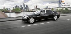Der Mercedes S600 Maybach offiziell