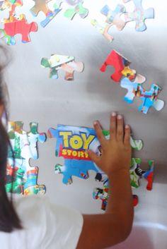 Rompecabezas con imanes: divertido juego para niños | Blog de BabyCenter