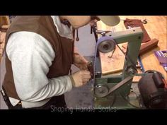 Knife Making, My Process - YouTube