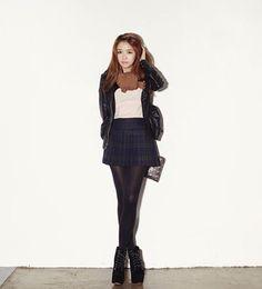 Mix đồ vừa xinh xắn vừa cá tính như Suzy - Miss A 12