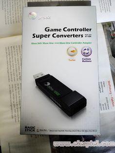 Xbox 360/Xbox One to Xbox One Super Converter