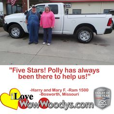 """Five Stars! Polly h"