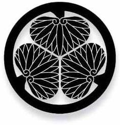 徳川家のkamon 三つ葉葵