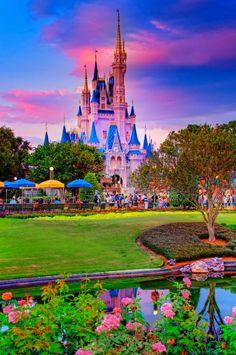 I really really really want to go back to Walt Disney World.