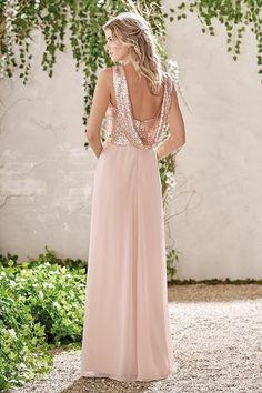 Jasmine Bridal Beige Bridesmaids, Sequin Bridesmaid Dresses, Lavender Bridesmaid, Event Dresses, Wedding Party Dresses, Dress Party, Occasion Dresses, Blush Rosa, Blush Pink