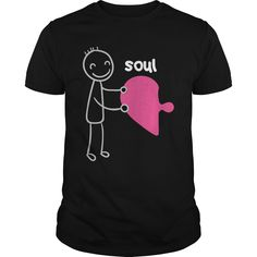 (Top Tshirt Discount) Soul Great Gift For Any Soul Couple Fan [Tshirt Sunfrog] Hoodies, Funny Tee Shirts