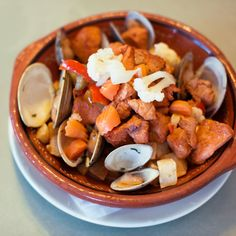 This truly Portuguese restaurant on the Hartford-Newington line is a homey spot with hearty dishes and 1960s pricing.