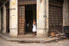 Cuba, Portas, Arquitetura