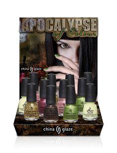 China Glaze 'Apocalypse of Colour' Collection