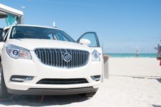 The 2013 #Buick Enclave is the perfect companion for your next trip to the beach. #summer