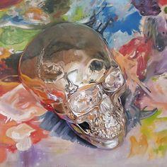 Skull by Lovaartist
