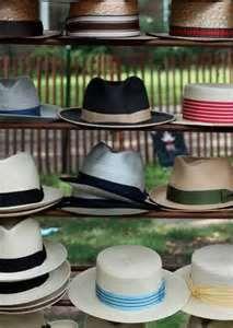 3fa019d19448d Men  Straw hats are definitely in order. Kirtis Dorsey