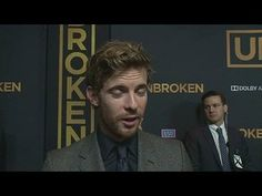 Unbroken: Luke Treadaway LA Premiere Interview --  -- http://www.movieweb.com/movie/unbroken/luke-treadaway-la-premiere-interview