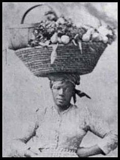 A Gullah woman.  I have gullah roots through my maternal grandfather.
