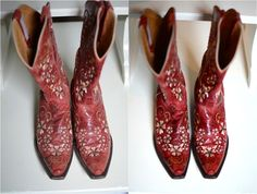 HOW TO: Clean Leather Boots (or ANY leather item) with Leather Honey http://www.leatherhoney.com/