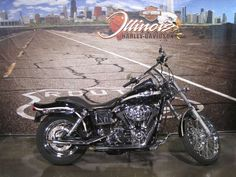 Harley-Davidson 2003 FXDWG Dyna Wide Glide®  $8,495. 51792 miles.  708.387.8750. ask for Elvis. Dyna Wide Glide, Night Train, Harley Davidson Dyna, Car Detailing, Illinois, Motorcycle, Bike, Bicycle, Motorcycles