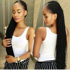 #notmywork but i wanna slay somebody hair like this