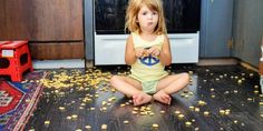 The Secret Reason Why Your Toddler Misbehaves