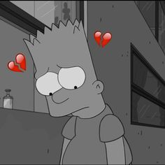 Simpson Wallpaper Iphone, Dark Wallpaper Iphone, Cute Emoji Wallpaper, Mood Wallpaper, Cute Girl Wallpaper, Disney Wallpaper, Cartoon Wallpaper, Simpsons Drawings, Simpsons Art